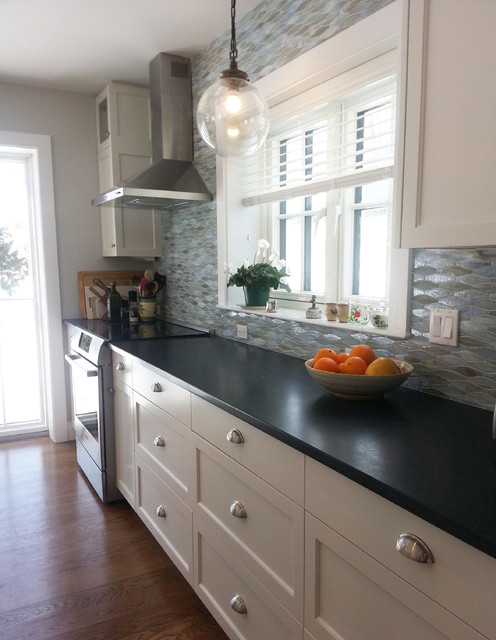 Passive House Litchfield County Award Winner Transitional Kitchen New York By