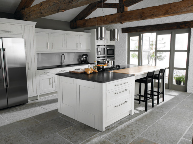 Past Projects and Ranges traditional-kitchen
