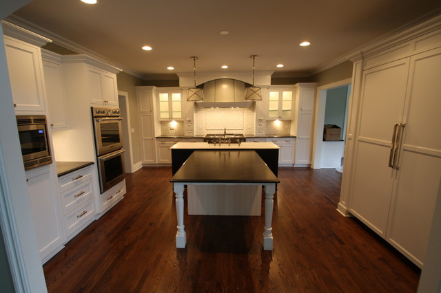 Past Projects traditional-kitchen