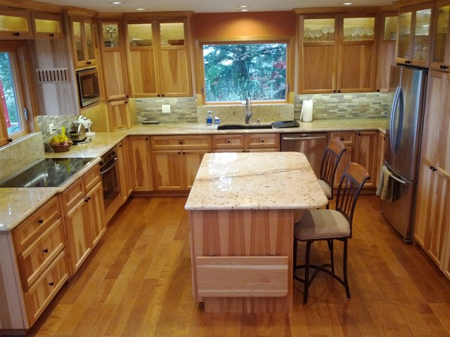 Past Projects Traditional Kitchen Portland By