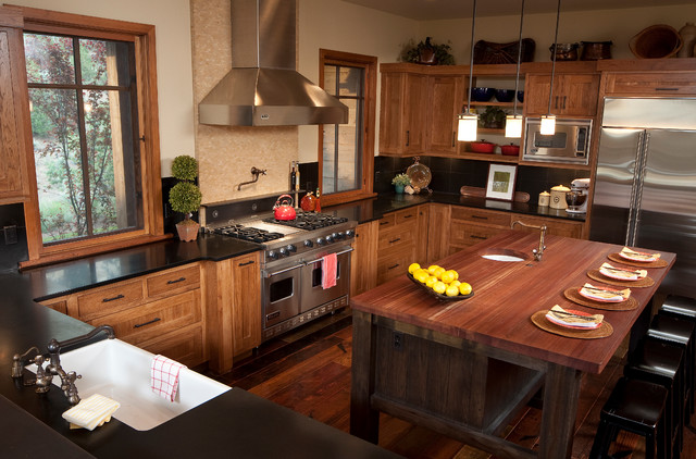Hickory Cabinets | Houzz