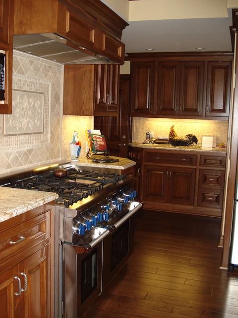 Patio Home Kitchen traditional-kitchen
