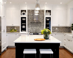 Paton Terrace Kitchen contemporary kitchen