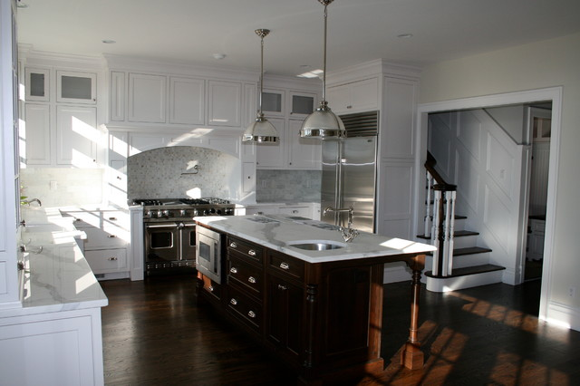 Paul Varsames Development Projects in Rye, New York traditional-kitchen