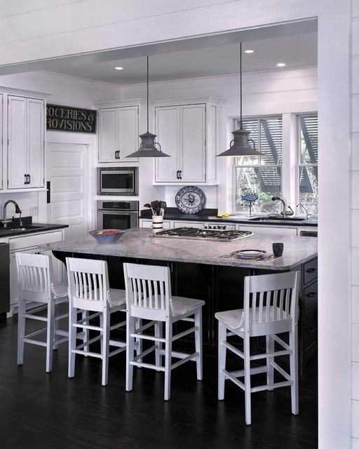 Pawleys island residence - Cucina al mare ...