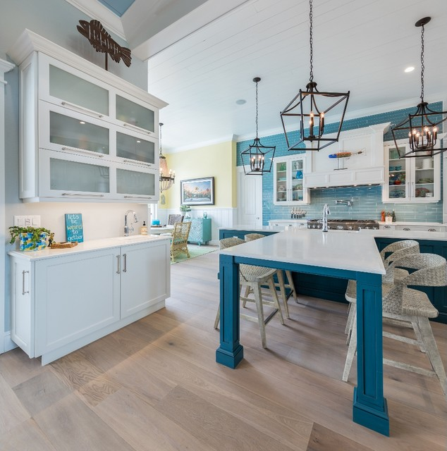 peaceful paradise bord de mer cuisine tampa par epoch solutions inc. Black Bedroom Furniture Sets. Home Design Ideas