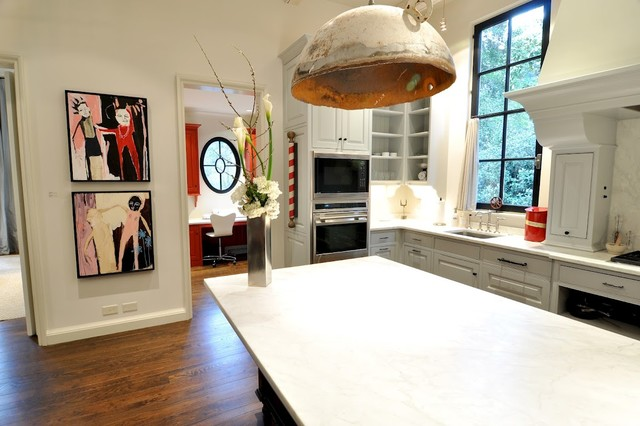 Peachtree Battle traditional-kitchen