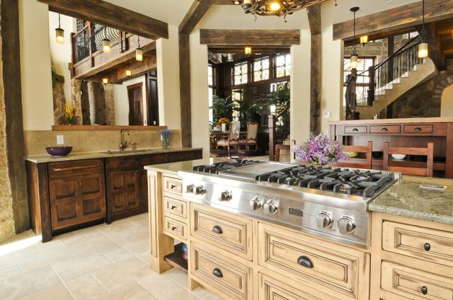Peak 8 Breckenridge CO traditional-kitchen