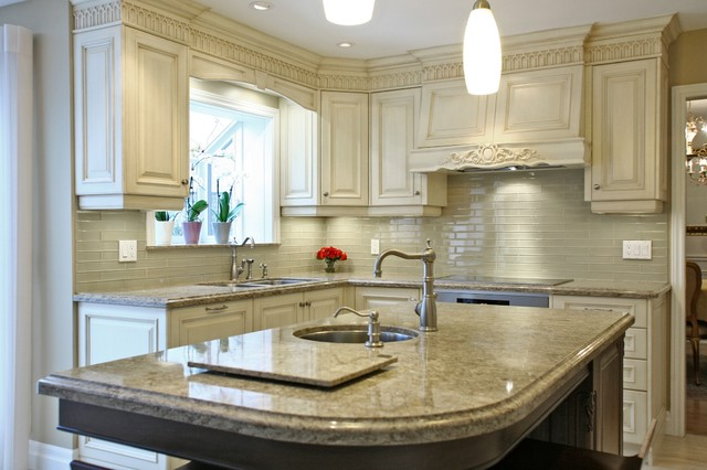 Pearwood Project traditional-kitchen