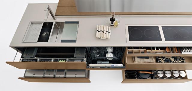Pedini New Integra Modern Kitchen Other Metro By
