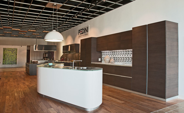 Pedini san diego showroom for Kitchen showrooms san diego