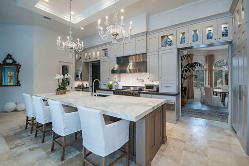 Formal Dining Room as a Home Design Trend in Naples