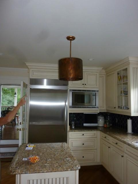 pendant lighting traditional kitchen nashville by