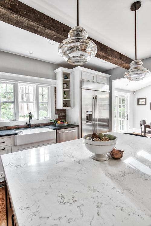 How To Design A Modern Farmhouse Style Kitchen And Bath Academy Marble