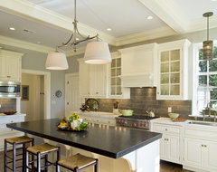 Pennsylvania Farm House traditional kitchen
