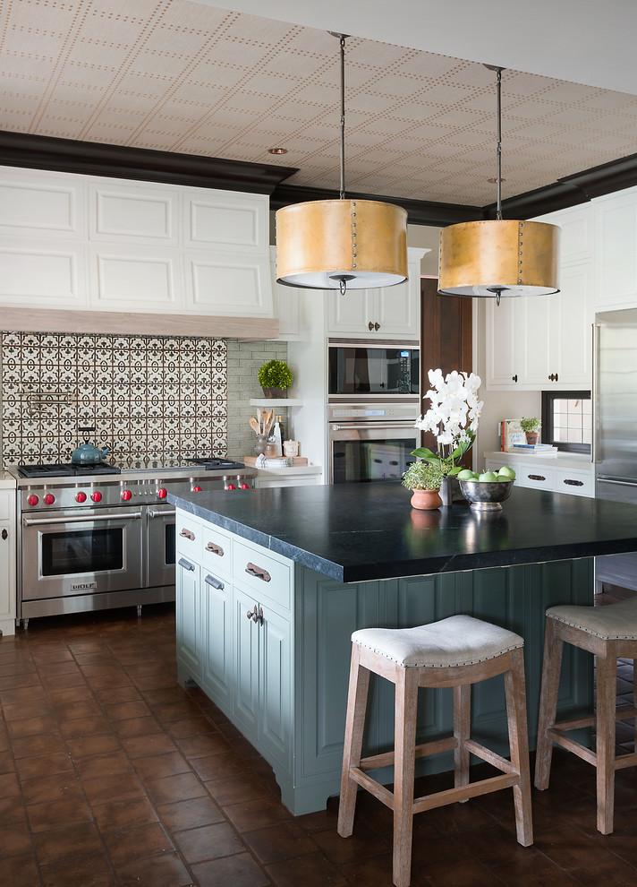Penny Lane - Mediterranean - Kitchen - Santa Barbara - by ...