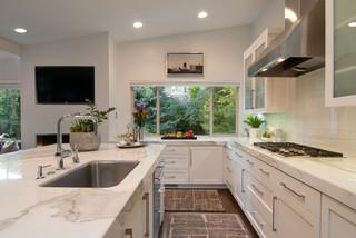 Penrose Drive - Contemporary - Kitchen - salt lake city - by Marvin Jensen @ Windermere Real Estate