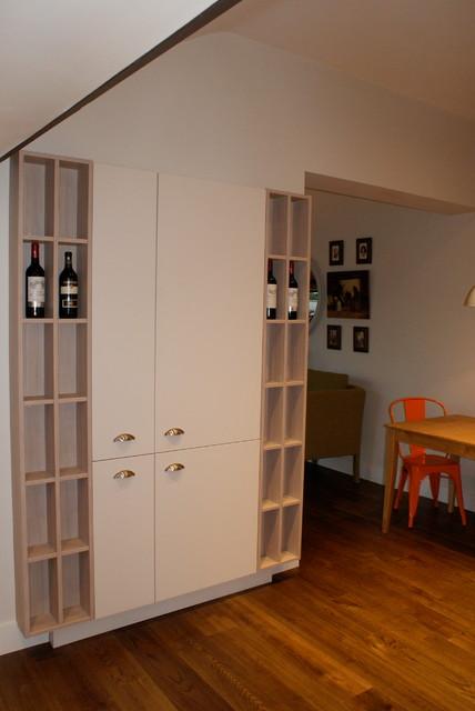 Penthouse Apartment eclectic-kitchen