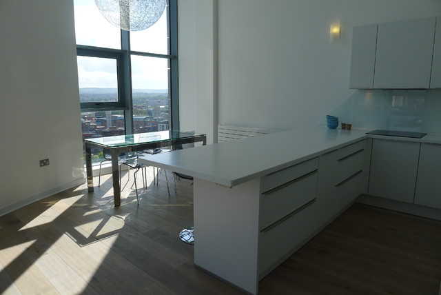 Penthouse Paradise In Toto Kitchens Bristol Contemporary Kitchen Other By In Toto