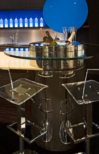 Penthouse modern-kitchen