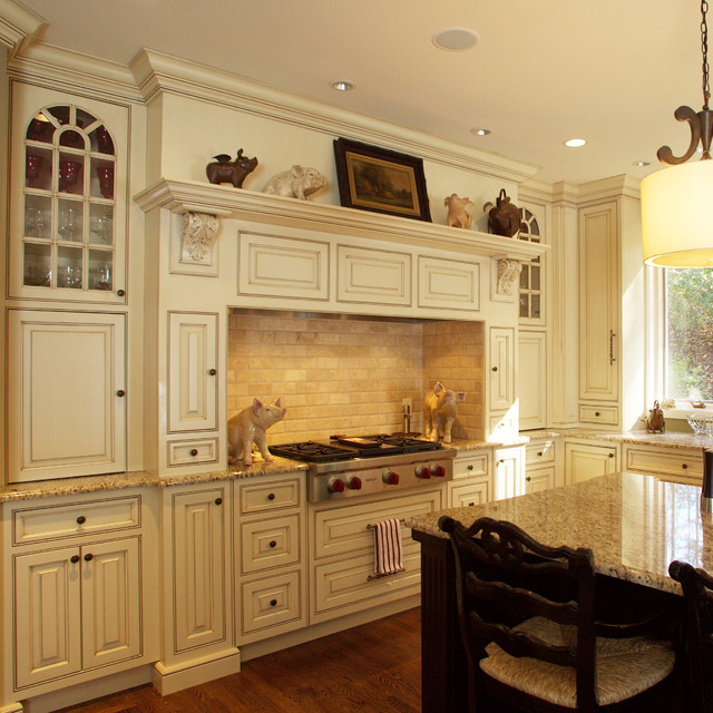 Kitchen Cabinets Wilmington Nc: Traditional