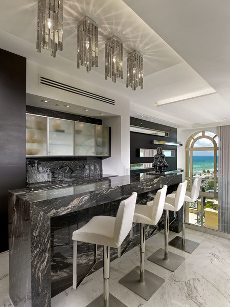 Pepecalderindesign Miami Modern Interior Designers Hollywood Penthouse Contemporary