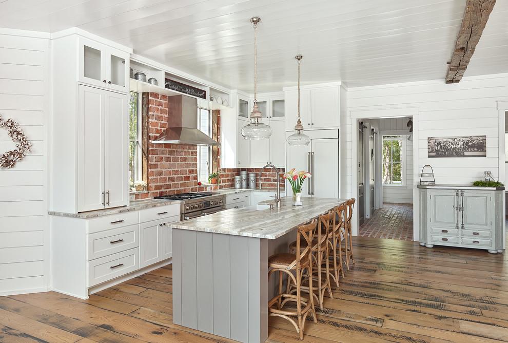 Pepper Plantation Residence - Farmhouse - Kitchen ...