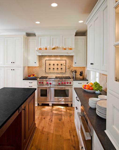Period Inspired, Wayne, PA traditional-kitchen