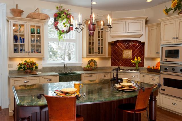 Period Renovation traditional-kitchen