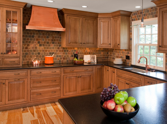Period Style Rustic Kitchen Remodel Fort Washington Pa