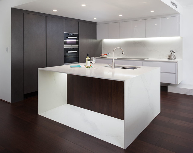 Perth kitchens yokine modern kitchen perth by for Kitchen designs perth