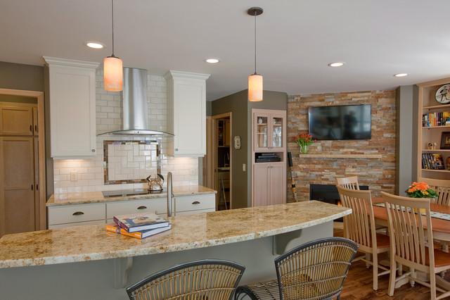 Pullman Kitchen Design : Pullman Kitchen - Transitional - Kitchen - minneapolis - by Crystal ...