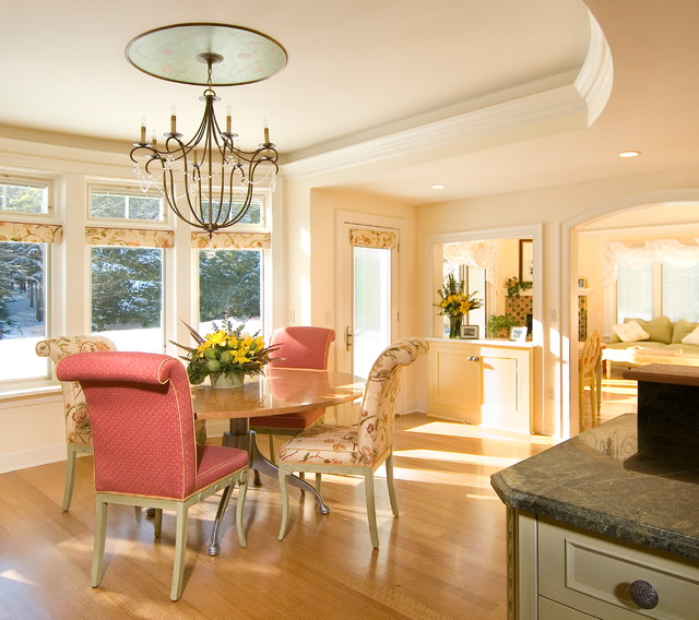 Peterborough NH Kitchen - Traditional - Kitchen ...