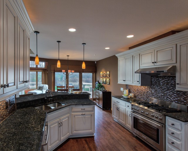 Pewaukee Transitional Kitchen Transitional Kitchen