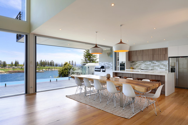 Pheasant Point Kiama contemporary-kitchen