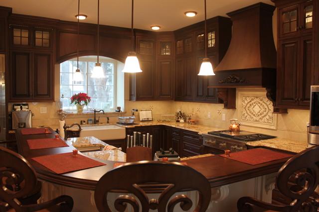 Philadelphia Custom Kitchen Traditional Kitchen