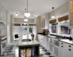 Phinney Residence kitchen craftsman-kitchen