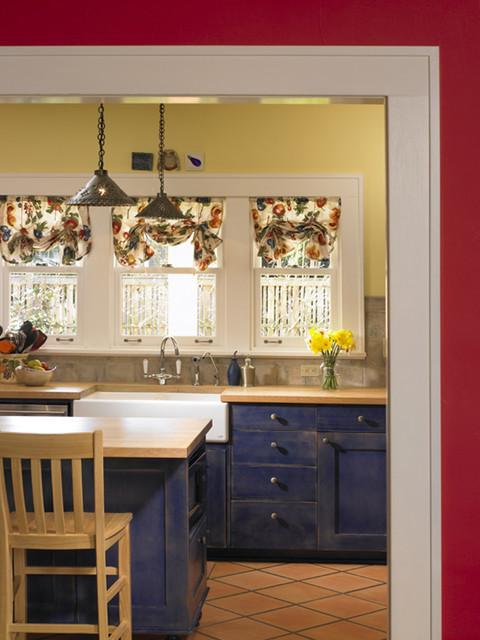 Phinney Ridge Kitchen Remodel eclectic-kitchen