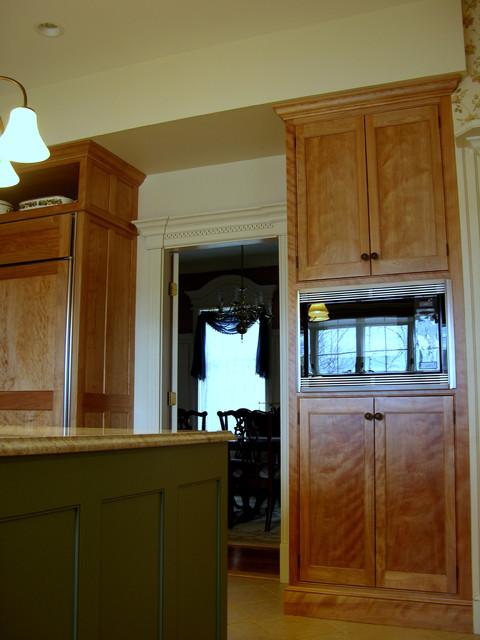 Phippsburg Kitchen Remodel traditional-kitchen