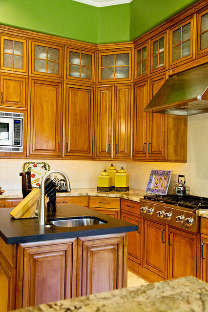 Phoenix Home - Traditional - Kitchen - phoenix - by DTN Design Group