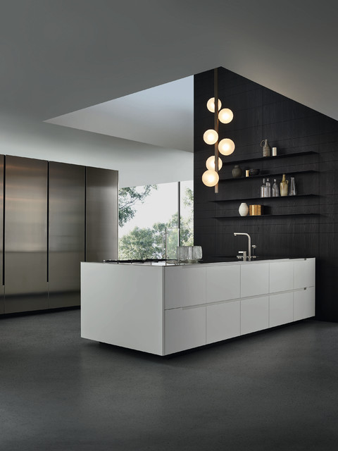 poliform kitchens contemporary kitchen - Poliform Kitchen