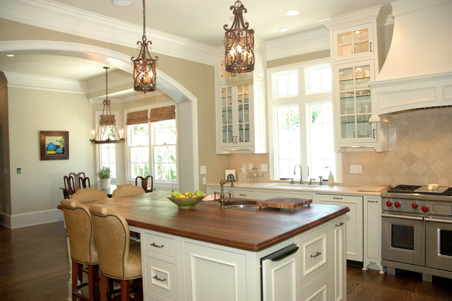 Photo eclectic-kitchen