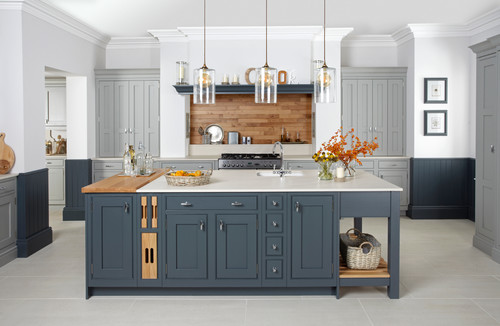 14 Country Style Ideas That Work Wonderfully In City Kitchens