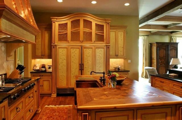 Photos traditional-kitchen