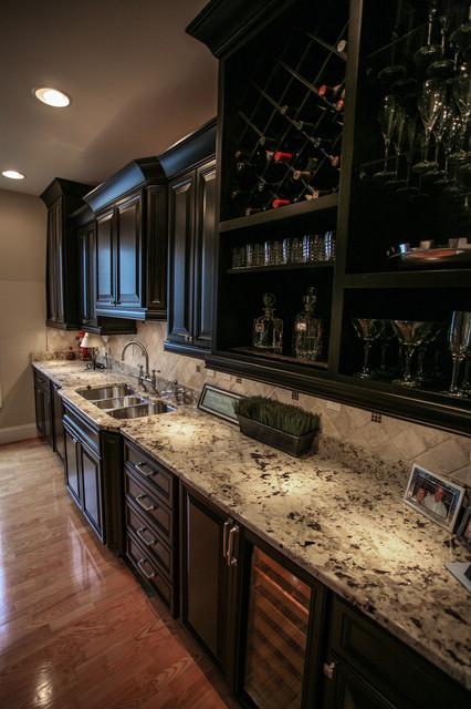 Piedmont Park Condo Kitchen Traditional Kitchen Atlanta By Cabinets O