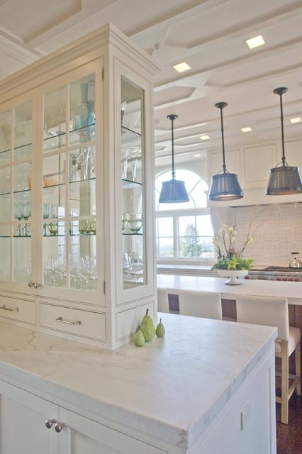 Piedmont Residence V contemporary-kitchen