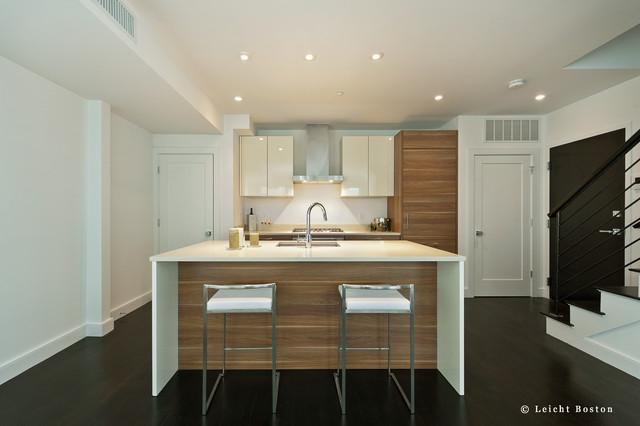 Piedmont Street Boston Modern Kitchen Other By Divine Design Center