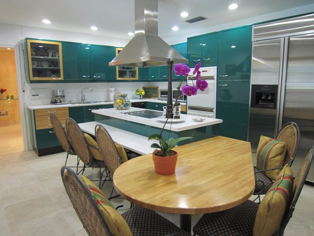 Pilar Sierra Design Studio contemporary kitchen