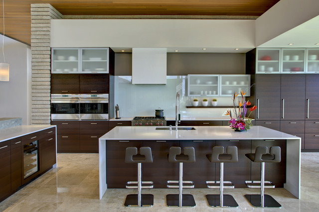 Tucson Residence Kitchen contemporary kitchen