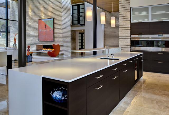 Tucson Residence Kitchen contemporary-kitchen